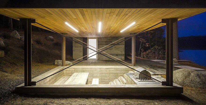 Mirror Point Cottage by MacKay-Lyons Sweetapple Architects 12
