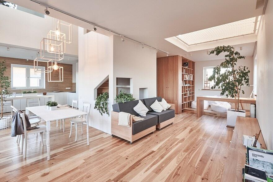 Moscow Family House by Ruetemple 1