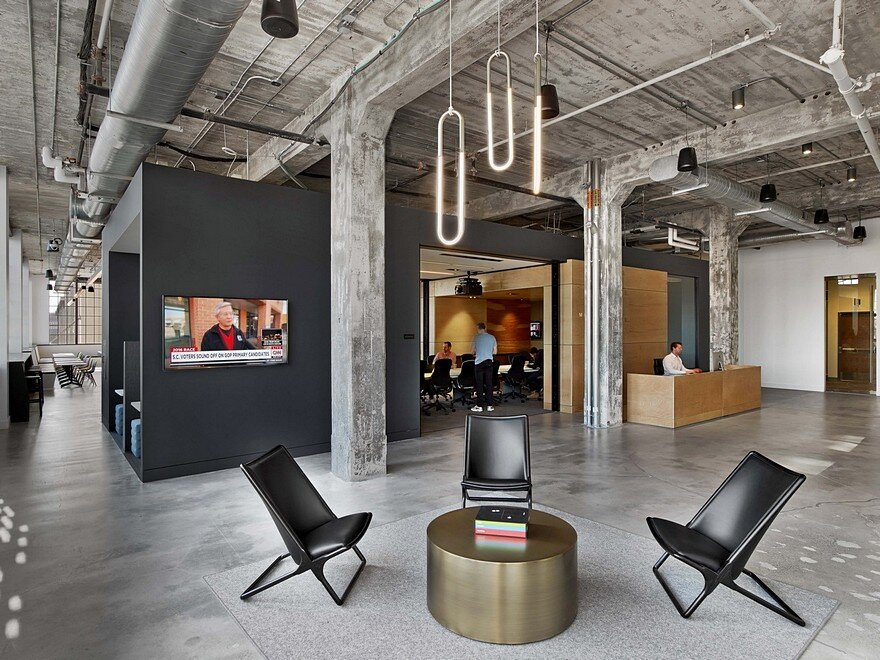 MullenLowe Ad Agency Offices by TPG Architecture