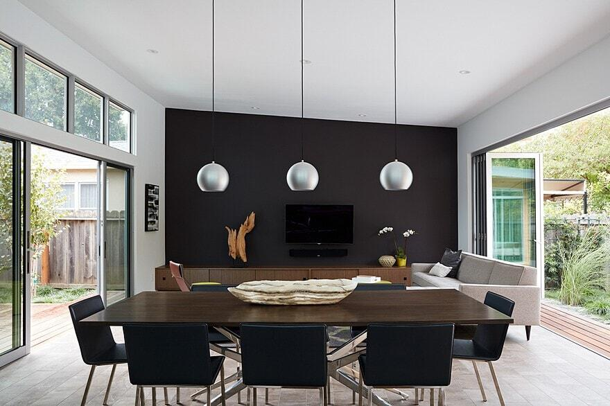 San Carlos Midcentury Modern Remodel by Klopf Architecture 6