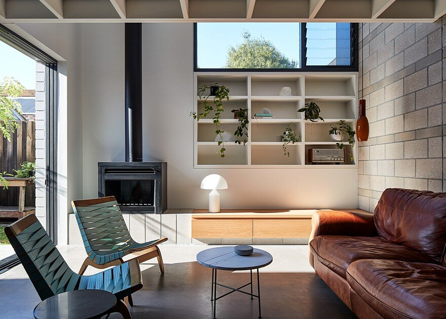 Single-Storey Cottage Extension - House to Catch the Sun by MAKE Architecture 3