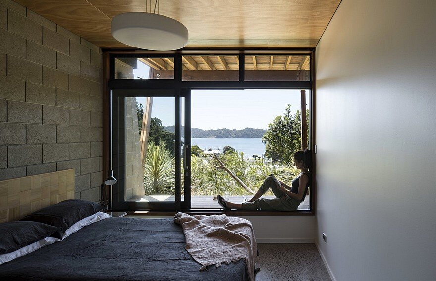 bedroom, Strachan Group Architects 11