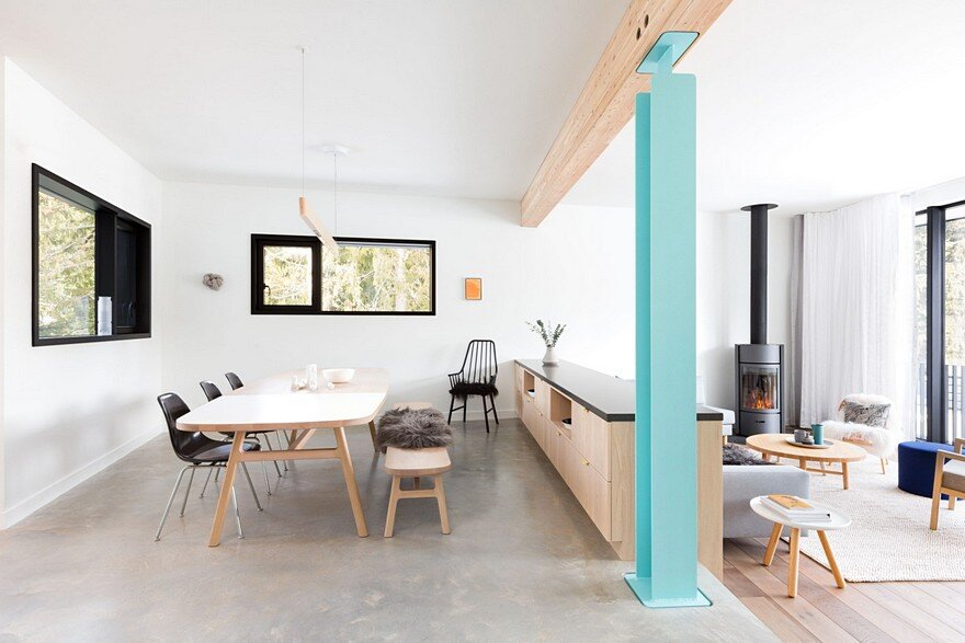 dining place by Measured Architecture 4