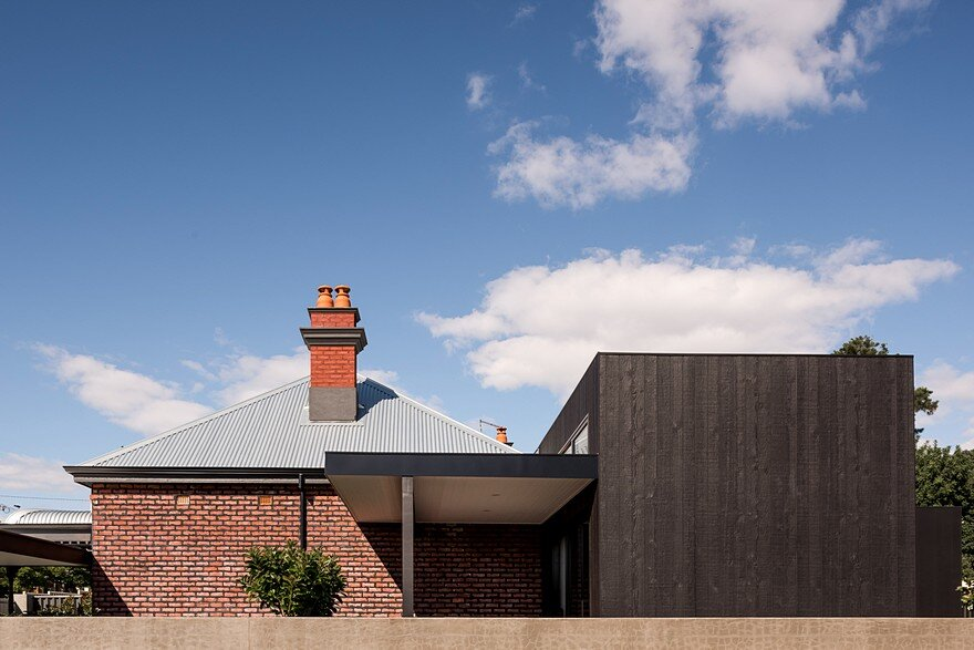 A Heritage House Reborn Through Well Thought Out Design and Cleverly Placed Additions 15
