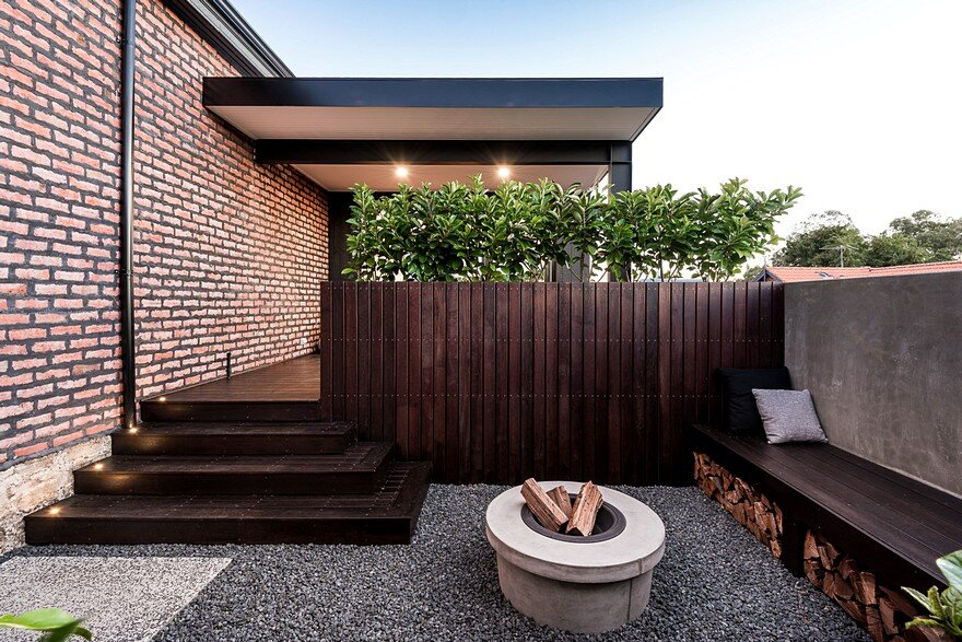 A Heritage House Reborn Through Well Thought Out Design and Cleverly Placed Additions 14