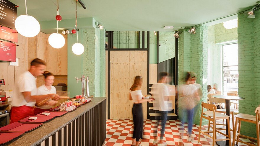 Abat Café by Lagranja Design 1