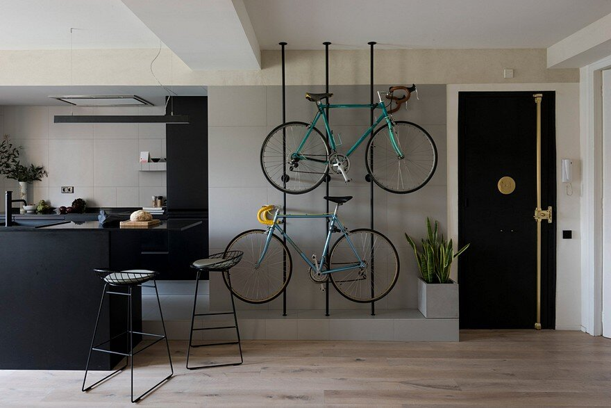 CaSA Has Transformed a Dark Apartment into an Attractive and Open-Spaced Home 1