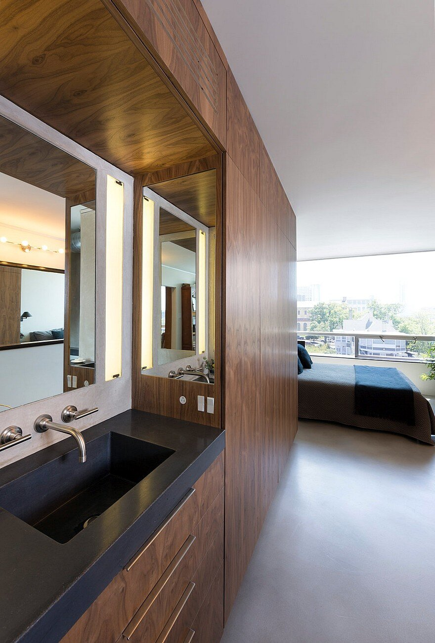 Clean Design and Sleek Lines Transformed This Condo Unit into a Modern Marvel 1