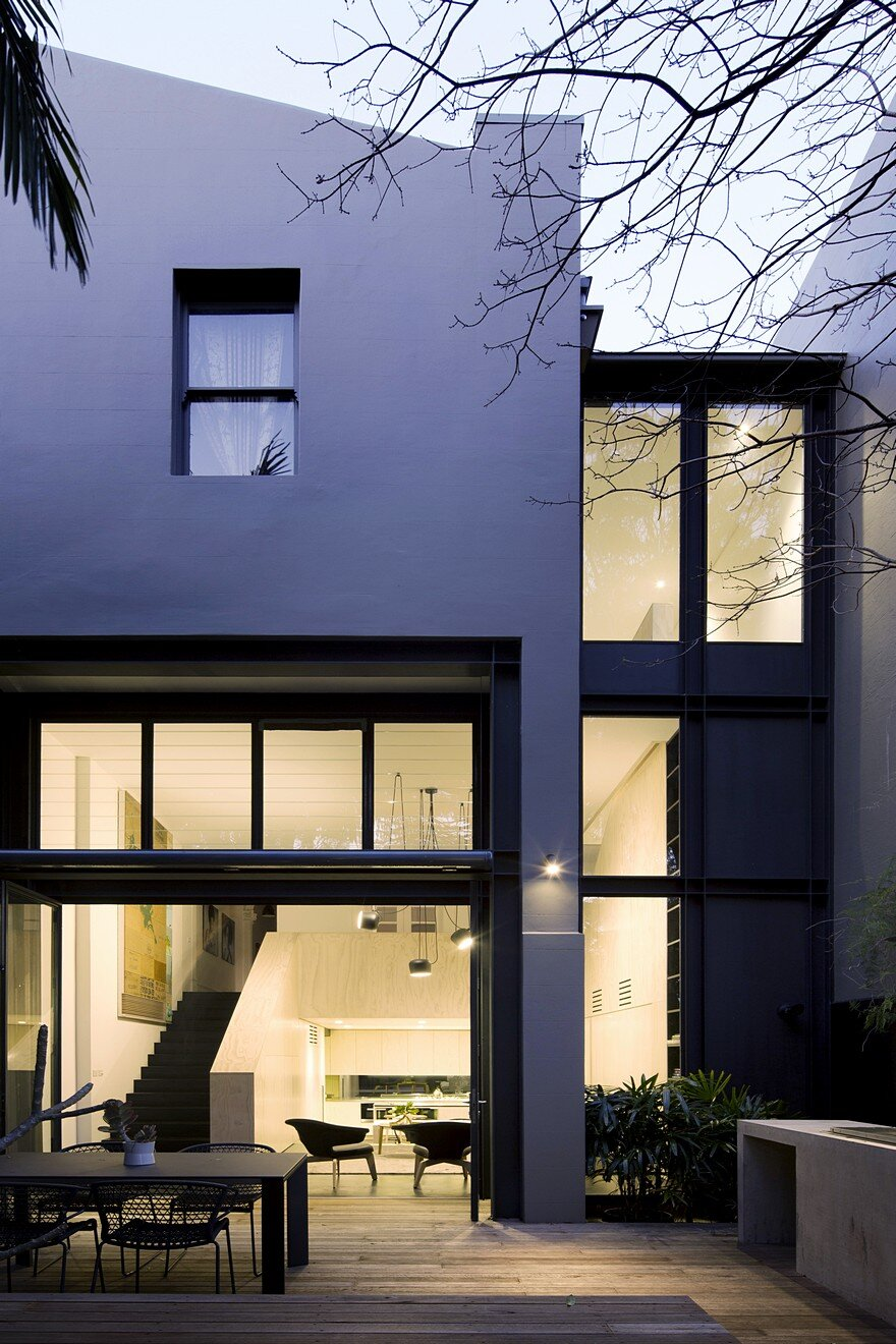 Elysium House Combines Original Heritage with Contemporary Detailing