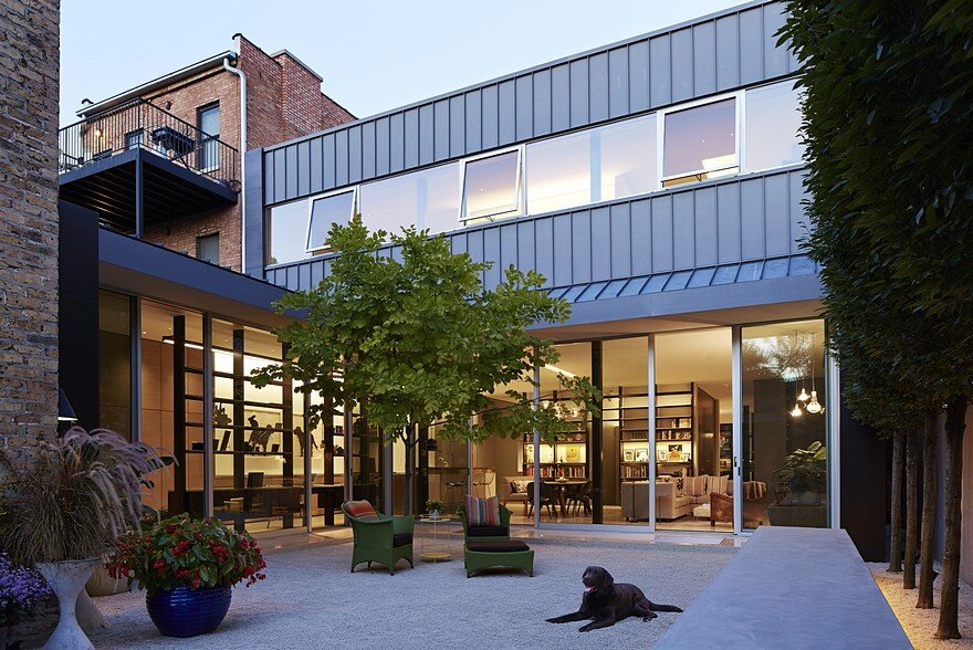 New Two-Story Brick Masonry Residence in Wicker Park, Chicago 24
