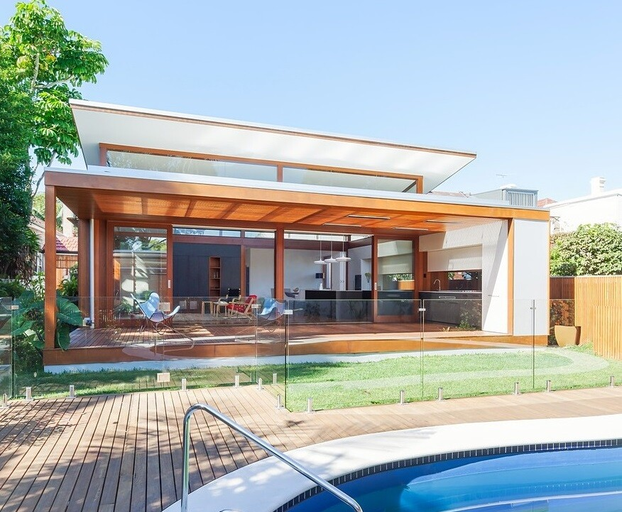 Sustainable House Annandale