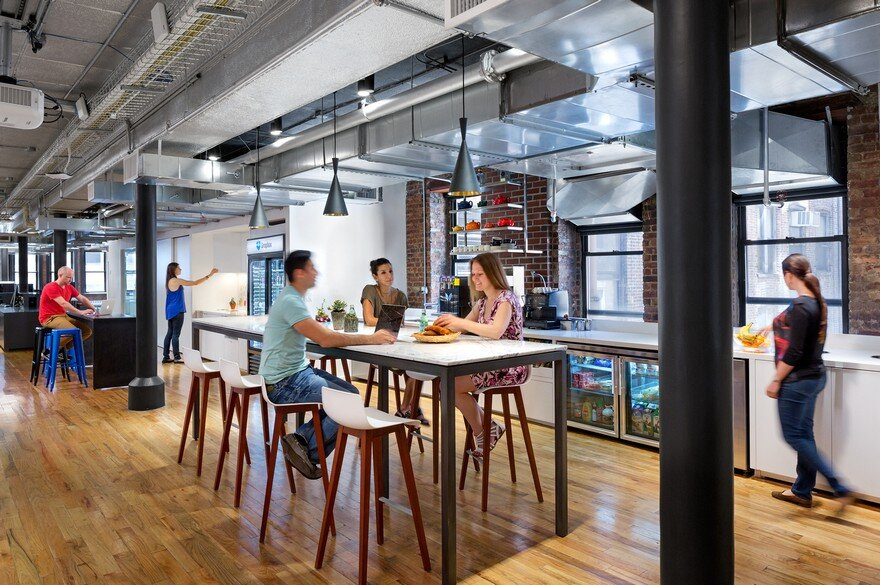 Dropbox Office in New York City by Studios Architecture 2