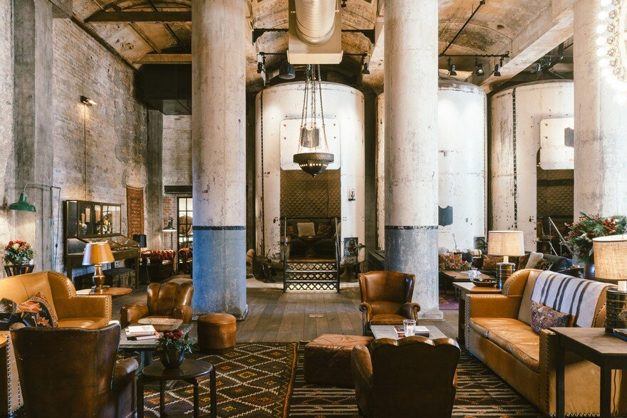 Hotel Emma in San Antonio by Roman and Williams Buildings and Interiors 7