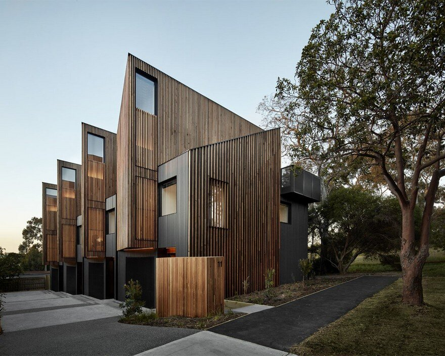 Parkville Townhouses by Fieldwork Project 2