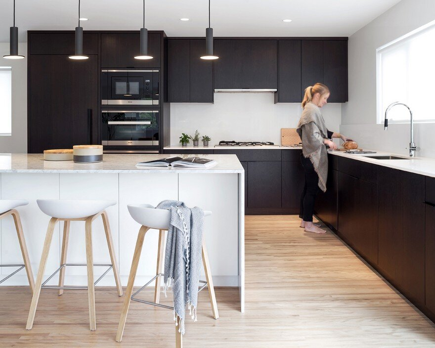 Extensive Renovations to Existing 1960's Vancouver Family House 3