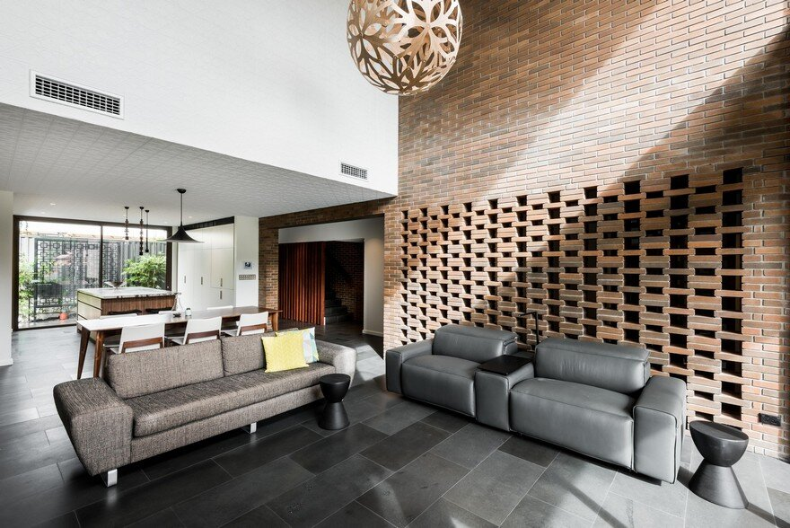 Impressive Brick Home with Open and Glazed Living Spaces 1