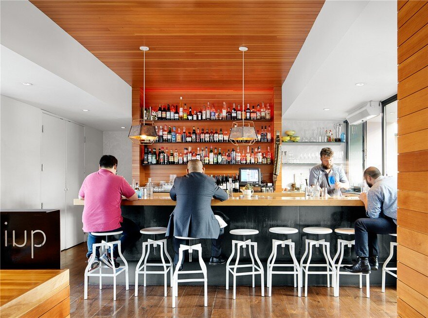 Qui Restaurant in Austin by A Parallel Architecture 3
