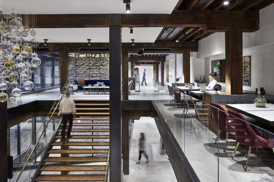 West Elm Offices in New York City / VM Architecture & Design 15