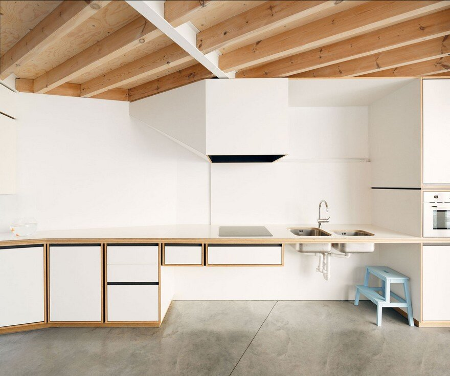 i.s.m.architecten Have Transformed a Row House into a Light-Filled Family Home 4