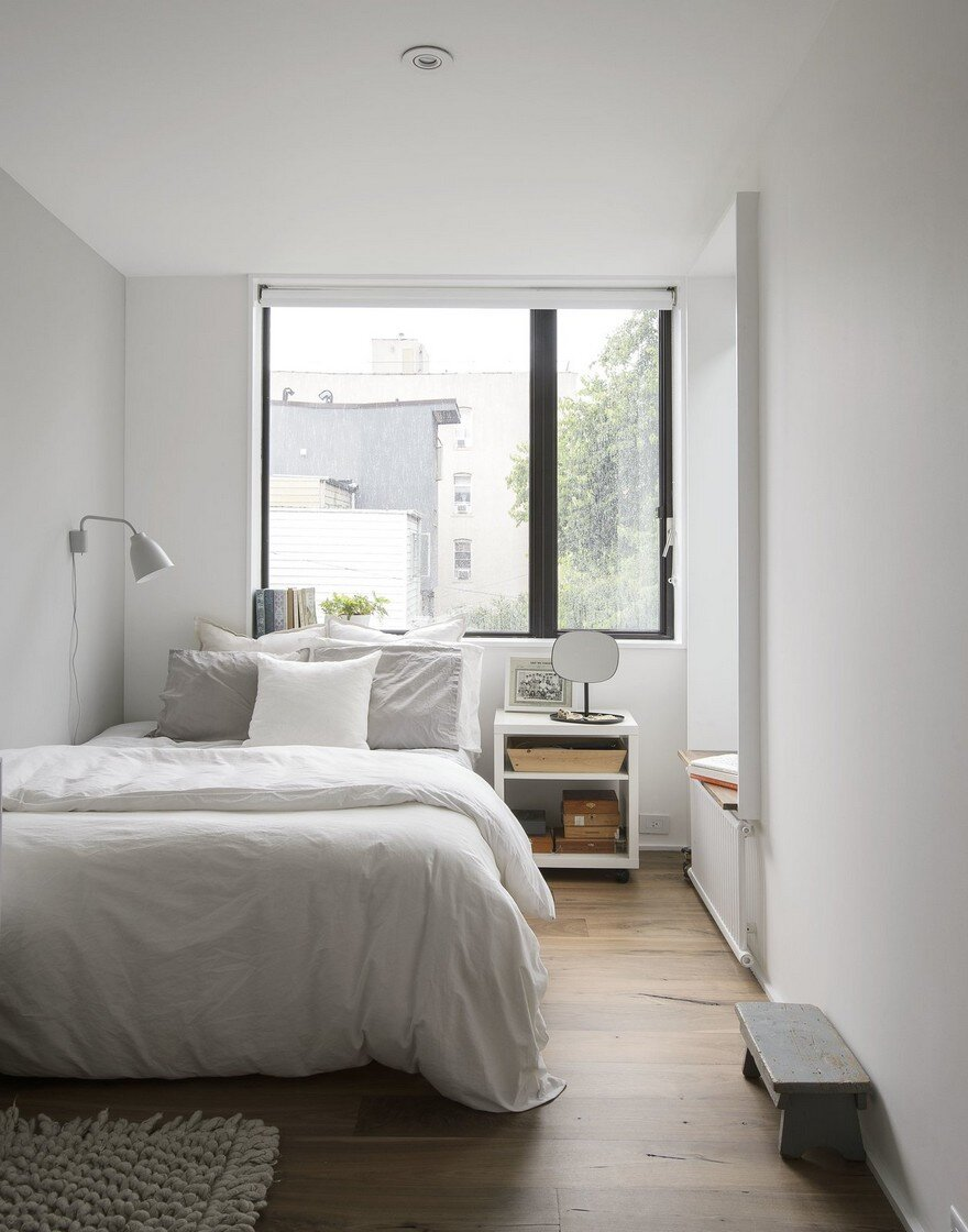 bedroom by Office of Architecture