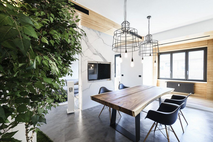 Live-Work Apartment in Rome by Brain Factory Studio 2