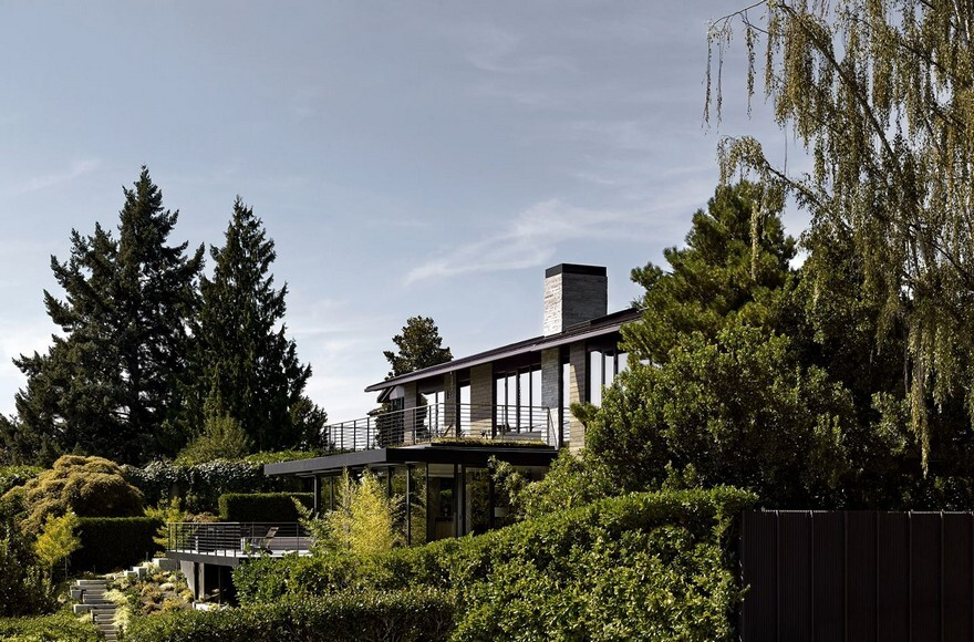 Mid-Century Home Renovated and Remodeled in Seattle by mw|works 22