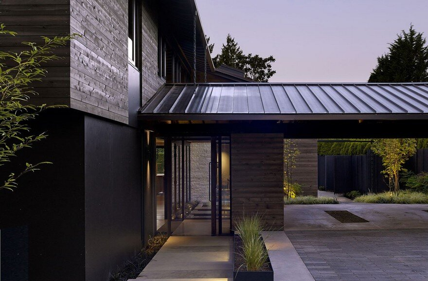 Mid-Century Home Renovated and Remodeled in Seattle by mw|works 1