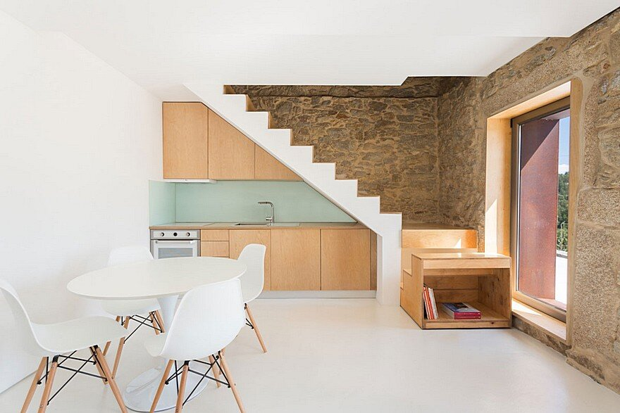 dining room, Paulo Martins Arquitectura and Design