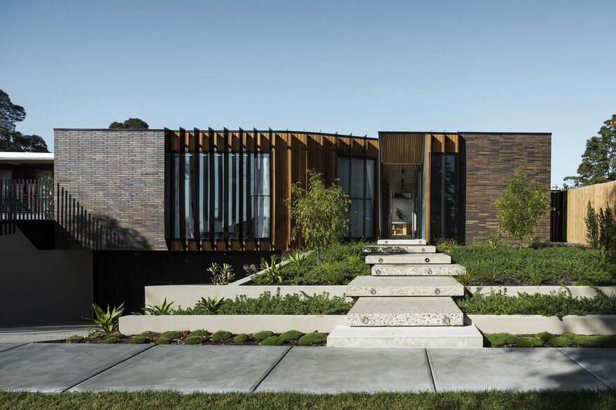 Templestowe House by Figr Architecture
