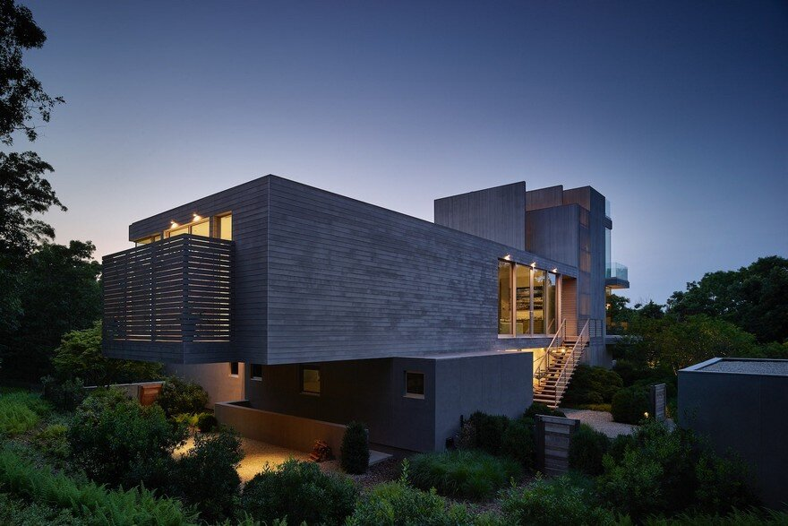 Three Story House Renovated by Stelle Lomont Rouhani Architects 15
