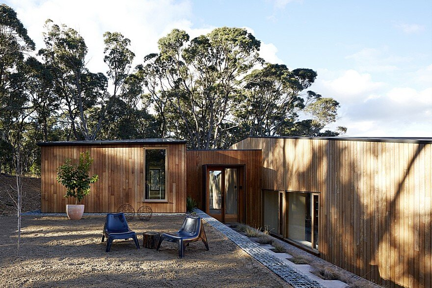 Two Halves House by Moloney Architects 1