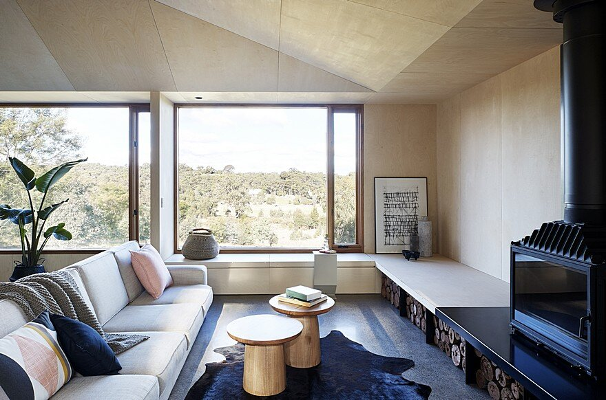 Two Halves House by Moloney Architects 4