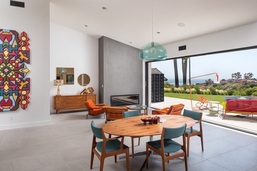 80's Classic Home Turned into a California Cool, Modern Space 5