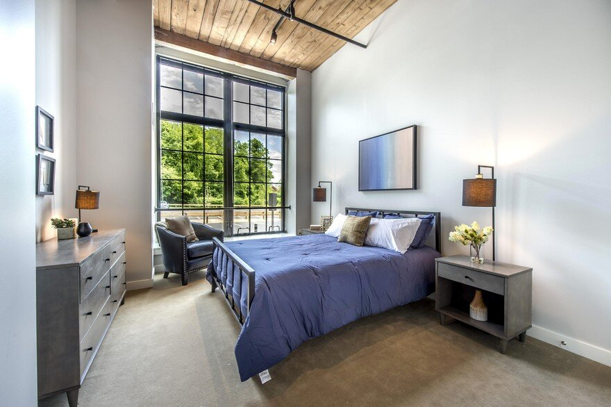 Adaptive Reuse and Restoration of a Historic Building Features 57 Modern Lofts 16