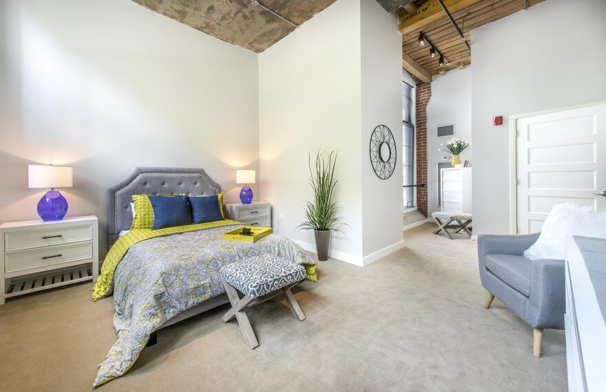 Adaptive Reuse and Restoration of a Historic Building Features 57 Modern Lofts 15