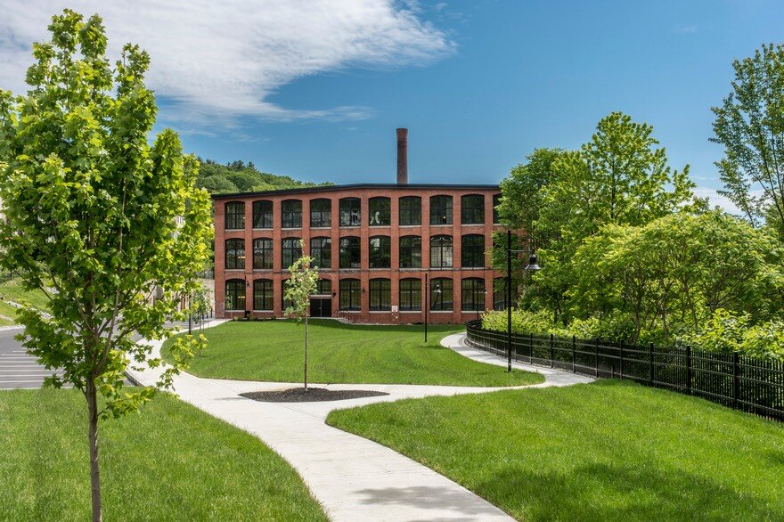 Adaptive Reuse and Restoration of a Historic Building Features 57 Modern Lofts 10