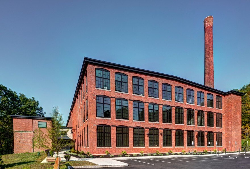 Adaptive Reuse and Restoration of a Historic Building Features 57 Modern Lofts 2