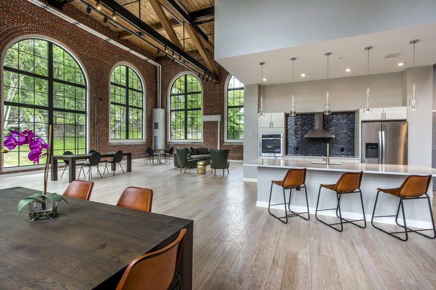Adaptive Reuse and Restoration of a Historic Building Features 57 Modern Lofts 11