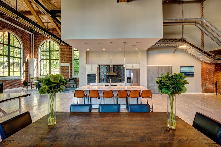 Adaptive Reuse and Restoration of a Historic Building Features 57 Modern Lofts 4