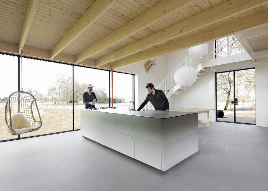 Energy Efficient House in the Netherlands: Huize Looveld 5