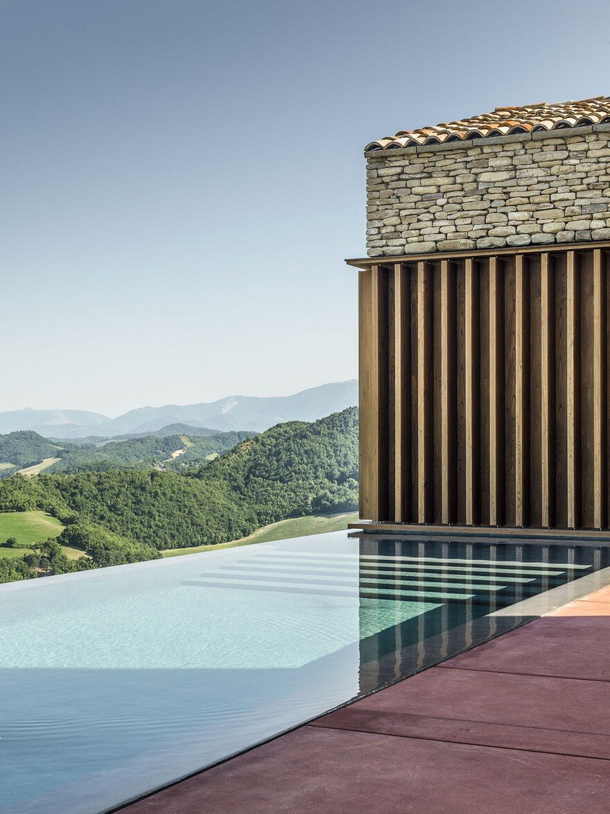 This Italian Stone House Celebrates Vernacular Architecture in a Modern Way 3