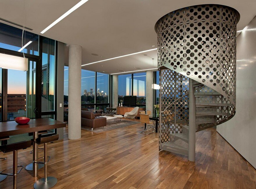 Uptown Penthouse Overlooks the Minneapolis Lakes 1