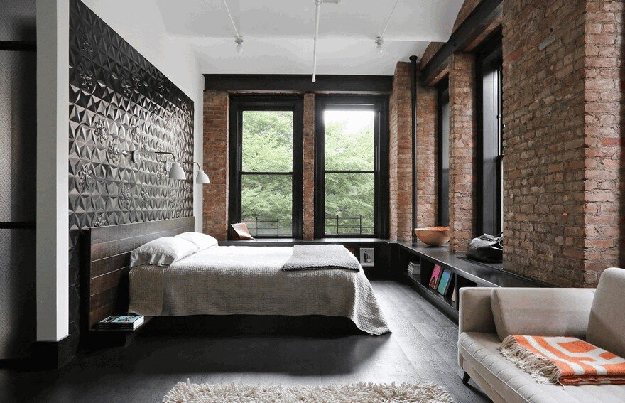 1903 Noho Factory Converted into Industrial Loft-Style Home 13