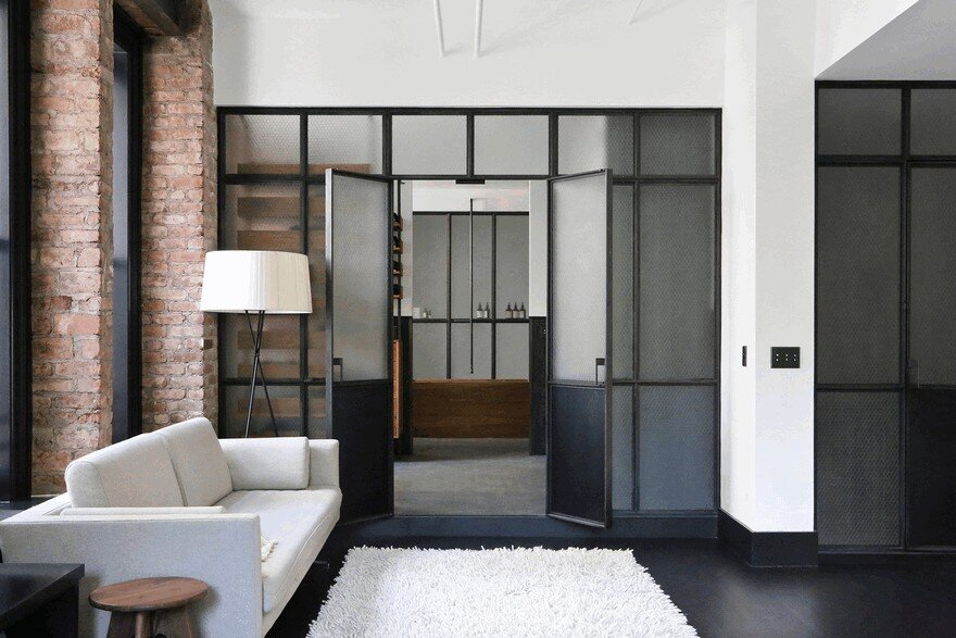 1903 Noho Factory Converted into Industrial Loft-Style Home 11