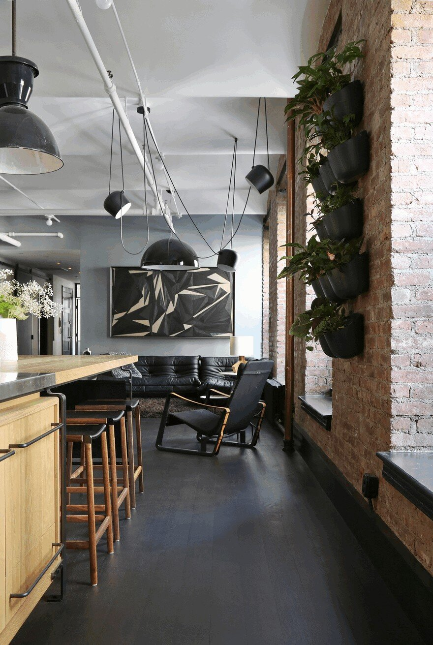 1903 Noho Factory Converted into Industrial Loft-Style Home 6