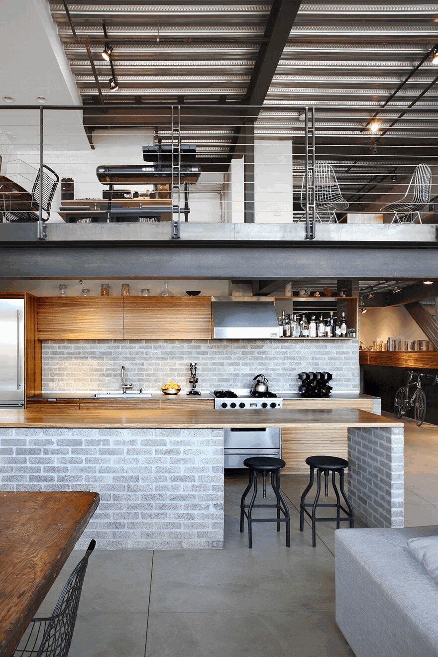 Capitol Hill Loft Remodeled by SHED Architecture & Design 3