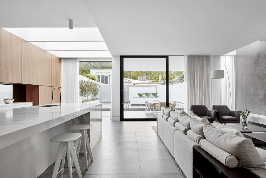 Addition to a Three Bedroom Private Residence in Melbourne 4