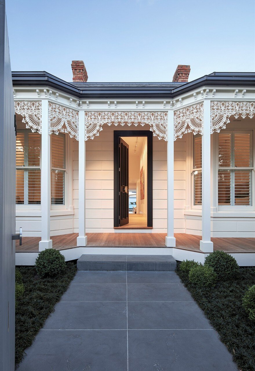 Impressive Extension to a Three Bedroom Private Residence in Melbourne 11