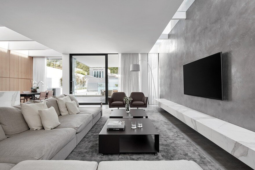 Impressive Extension to a Three Bedroom Private Residence in Melbourne 3