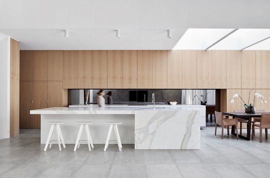 Addition to a Three Bedroom Private Residence in Melbourne 6